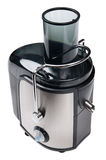 Juice extractor macro. Object on white - juice extractor close up Royalty Free Stock Image
