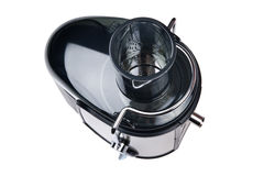 Juice extractor on white Royalty Free Stock Photos