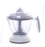 Juice extractor. On a white background Royalty Free Stock Photos