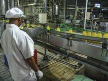 Juice Factory immagine stock libera da diritti