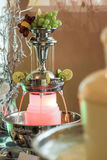 Juice fountain Royalty Free Stock Photos