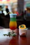 Juice fruit cockteil Stock Images