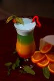 Juice fruit cockteil Stock Photo