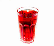 Juice glass Royalty Free Stock Images