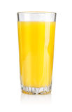 Juice in glass Royalty Free Stock Image