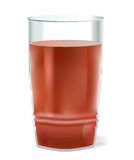 Juice glass Royalty Free Stock Photo