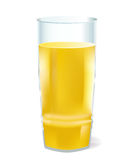 Juice glass Royalty Free Stock Photography