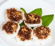 Juice kuai. Traditional chinese food Royalty Free Stock Image
