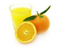 Juice orange Stock Photo