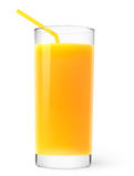 juice orange royaltyfri bild
