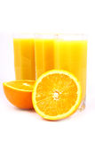 Juice Orange Royalty Free Stock Photo