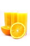 Juice Orange Royalty Free Stock Photo