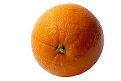 Juice orange. Isolated over white Stock Image