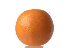 Juice orange. Isolated over white Royalty Free Stock Photos