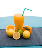 juice orange Стоковая Фотография