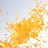 Juice splash. Stock Images