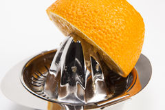 Juice squeezer Royalty Free Stock Photography