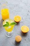 Juice Summer Concept Healthy Drink anaranjado fresco fotos de archivo