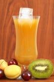 Juice time royalty free stock photos