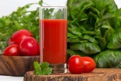 juice tomato стоковое фото