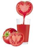 juice tomato Στοκ εικόνες με δικαίωμα ελεύθερης χρήσης