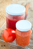 juice tomato Стоковые Изображения RF