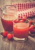 juice tomato Стоковые Фото