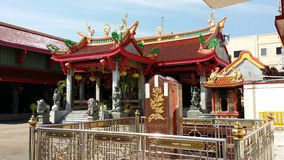 Juice-Tui joss house Royalty Free Stock Images