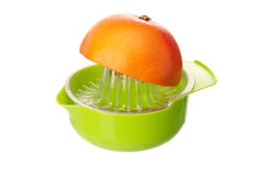 Juicer for citrus Stock Photography