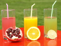 Juices Stock Photos