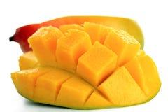 Juici Mangofrucht Stockfotografie