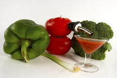 Juicing Stock Images