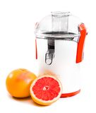Juicing machine Royalty Free Stock Photos
