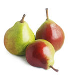 juicy αχλάδια Στοκ εικόνες με δικαίωμα ελεύθερης χρήσης