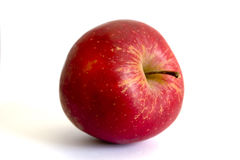 juicy κόκκινος μήλων πολύ Στοκ Εικόνες
