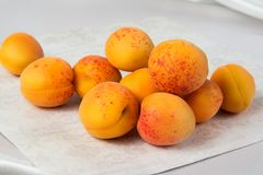 Juicy μεγάλο πορτοκάλι Στοκ φωτογραφία με δικαίωμα ελεύθερης χρήσης