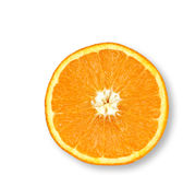 juicy πορτοκάλι Στοκ Εικόνες