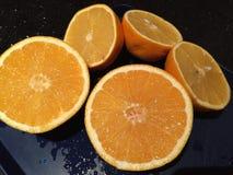 juicy πορτοκάλια Στοκ εικόνα με δικαίωμα ελεύθερης χρήσης
