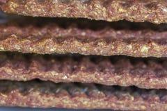 juicy σειρές kebab βόειου κρέατος Στοκ φωτογραφίες με δικαίωμα ελεύθερης χρήσης