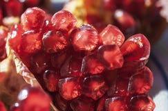 Juicy σιτάρι του κόκκινου γρανάτη στοκ φωτογραφία με δικαίωμα ελεύθερης χρήσης