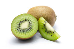 Juicy φρούτα ακτινίδιων Στοκ εικόνα με δικαίωμα ελεύθερης χρήσης