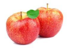 juicy ώριμος μήλων Στοκ Φωτογραφίες