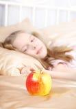 Juicy apple Royalty Free Stock Image