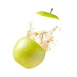 Juicy apple Stock Image