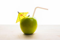 Juicy apple Royalty Free Stock Photo