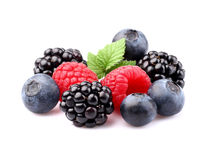 Juicy berry Royalty Free Stock Image
