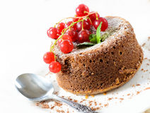 Juicy cake Stock Images