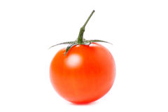 Juicy Cherry tomato Stock Image