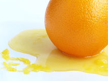 Juicy Citrust Orange Royalty Free Stock Photo