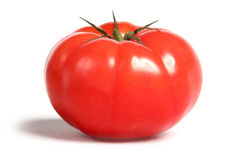 Juicy Farmhouse Tomato. Royalty Free Stock Images